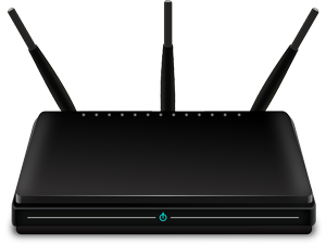 Hacked Home Router