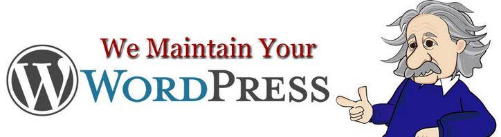 WordPress Management Sacramento